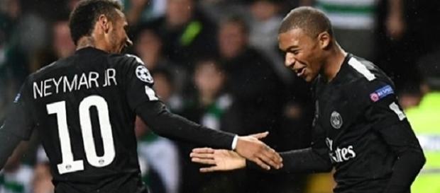Mbappé marcó en su estreno europeo con el PSG. Foto cortesía goal.com