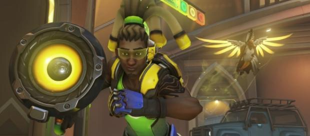 'Overwatch' hero Lucio. (image : YouTube/DACK SWAG)