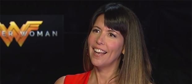 """Patty Jenkins is confirmed to return to """"Wonder Woman 2"""" to write and direct. (YouTube/Access Hollywood)"""