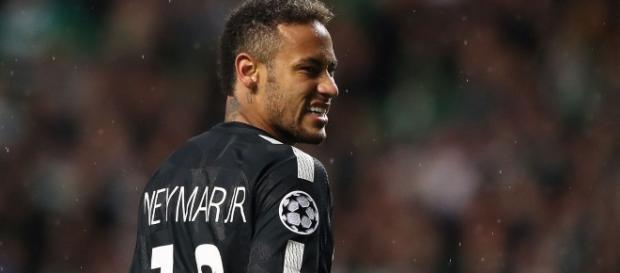 PSG striker Neymar wikimedia.org
