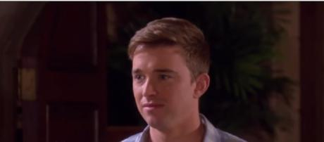 Days of our Lives: Will Horton. (Image via YouTube screengrab/NBC)