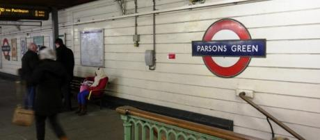 Parsons Green Platform - Every Station in LondonEvery Station in ... - everystationinlondon.com