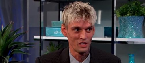 Aaron Carter is reportedly HIV negative after undergoing medical test. YouTube/TheDoctors