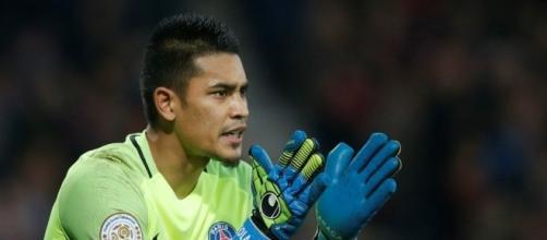 Alphonse Areola est sous pression au PSG - football.fr
