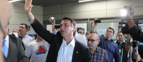 Bolsonaro prometeu levar o mar para Minas Gerais