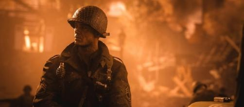 """Call of Duty: WWII"" to release PC beta version. [Image via Flickr/Bago Games]"