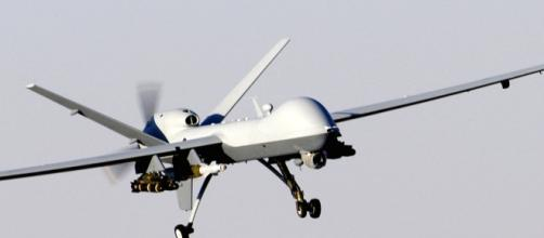 CIA is seeking authority to use war drones like the one pictured above in war zones. Source; commons.wikimedia.org