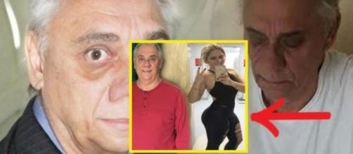 Com Marcelo Rezende em estado muito grave, namorada desabafa