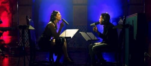 Dua Lipa y Gallant, londinense y americano respectivamente, se unen para versionar un tema de Amy Winehouse