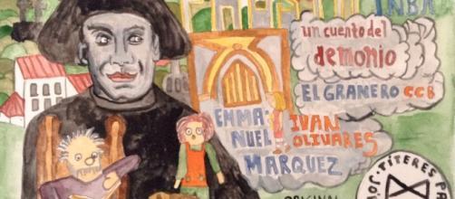 Fausto, un cuento del demonio. Teatro guiñol sobre la obra de Goethe.