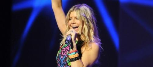 Fergie performs on stage for Walmart associates from around the globe/Walmart via Flickr