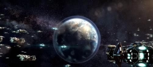 'Galactic Civilizations III' now has a much better visuals. [Image via Curse Entertainment/YouTube]