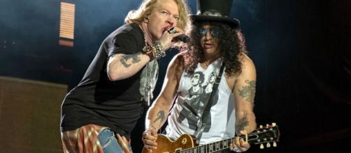 Guns seria a banda mais exigente do Rock in Rio