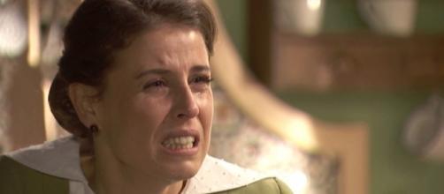 Il Segreto anticipazioni: Adela scopre che Carmelo ha ucciso suo marito