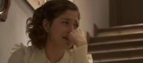Il Segreto anticipazioni: fine del matrimonio per Mauricio, Candela terrorizzata