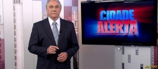 Marcelo Rezende morreu no sábado, dia 16 de setembro
