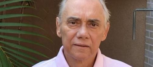 Marcelo Rezende surge mais magro em vídeo que fala sobre o câncer