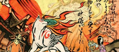 Okami HD re-release free use picture