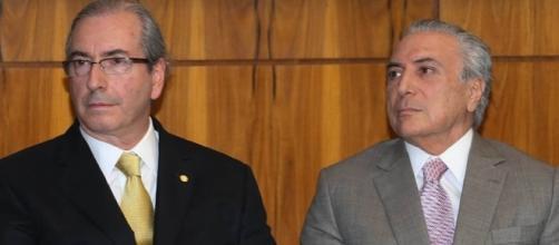 Quadrilha do PMDB seria chefiada por Temer e Cunha