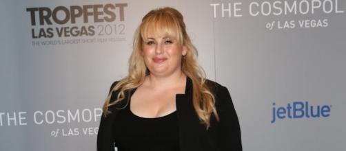 Rebel Wilson in a 2012 photo - Flickr/The Cosmopolitan of Las Vegas