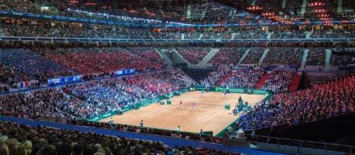 Retour de la Coupe Davis au Stade Pierre Mauroy - lillemetropole.fr