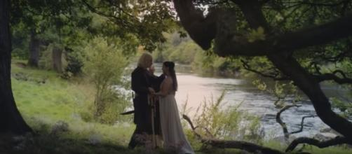 Rhaegar Targaryen and Lyanna Stark flashback / Photo via Adry C, www.youtube.com