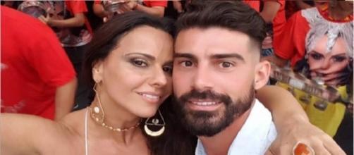 Separados, Viviane Araújo e Radames Martins brigam por bens