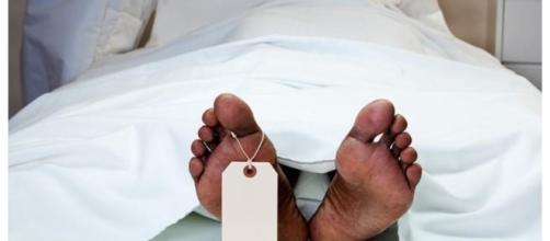 Sospese per ammirare le misure falliche del morto - men'shealth