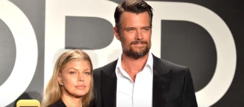 The couple announced that they have separated on Thursday 15 September (Image credit: Entertainment Tonight/YouTube