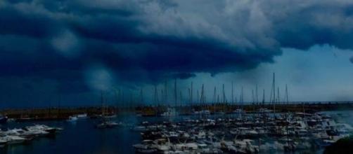 Tornano le piogge sul Salento. Foto di Luna Zurigo