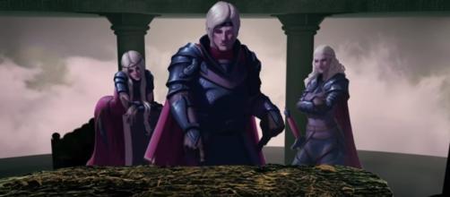 Valyria's Last Scion: House Targaryen. [Image via GameofThrones/YouTube]