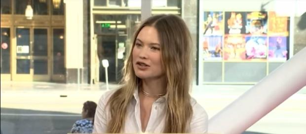 """Behati Prinsloo: """"What Happens in St. Barth's Stays There"""" 