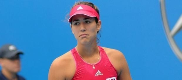 Garbine Muguruza snatched the No. 1 spot from Czech Republic's Karolina Pliskova -- Tatiana via WikiCommons