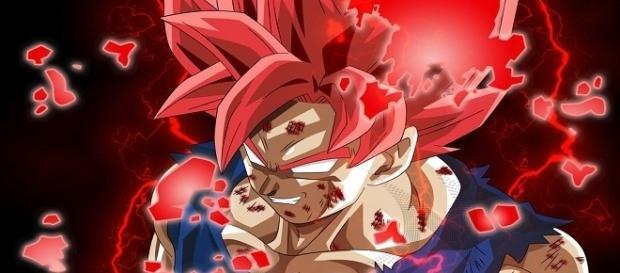 La nueva transformación de Goku