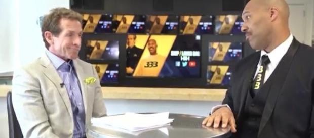 Lavar Ball Thinks Lonzo Ball Will Grow 230lb and His Shoes Is Worth $1000 [Image via Hollowking/YouTube]