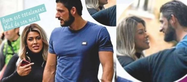 Le passé douteux du nouveau petit ami d'Ayem resurgit. Un rapport avec son récent cambriolage ?