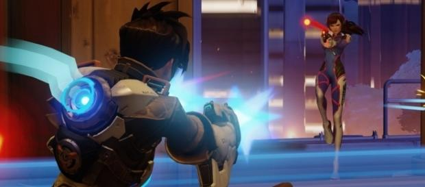 """""""Overwatch"""" bug bans innocent players. Image Credit: Blizzard Entertainment"""