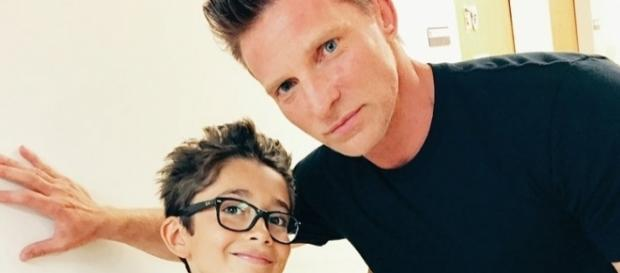 Spencer and Jason. General Hospital. Twitter.com
