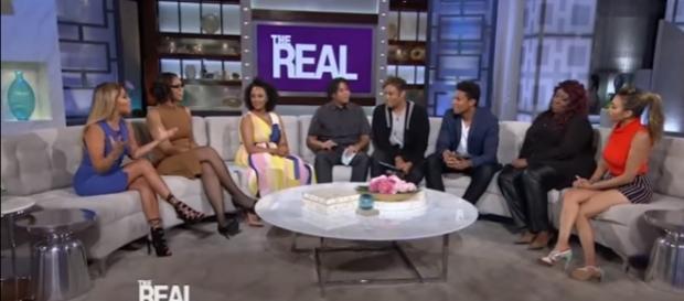 Taj, Taryll, and TJ Jackson Talk Reality TV Image - The Real Daytime | YouTube