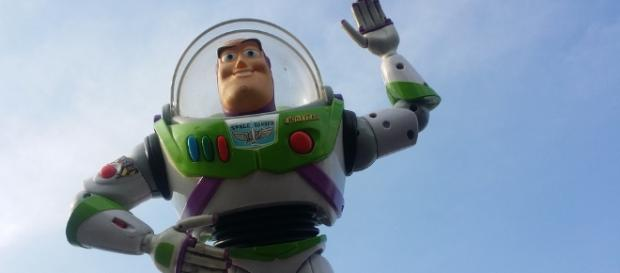 Toy Story's Buzz Lightyear, Image Credit: armandocalles721 / Pixabay