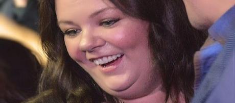 Emmy Award Nominee Melissa McCarthy via Wikipedia