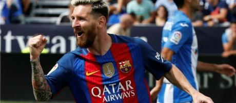 Lionel Messi: Hay buenas noticias para el Barcelona. - foxdeportes.com