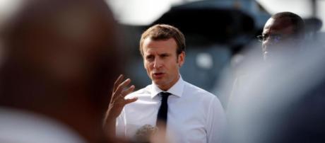 Ouragan Irma : Macron promet que «Saint-Martin renaîtra» - Le Parisien - leparisien.fr