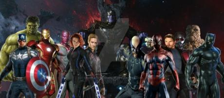 The Avengers Infinity War Part 1 by SkwerkCuntNugget on DeviantArt - deviantart.com