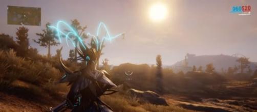 A screenshot from the recent 'Warframe' stream. - YouTube/PlayWarframe