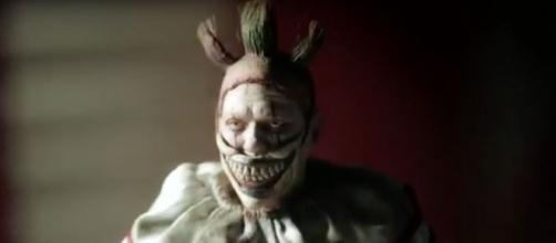 'AHS: Cult' Twisty the Killer Clown ** used w/ permission FX