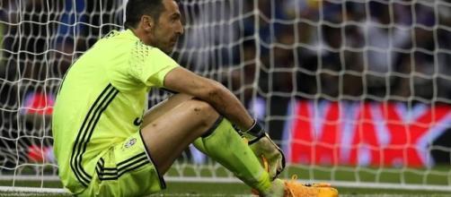 """Buffon: """"Siamo andati fuori giri: e se perdi così significa che ..."""