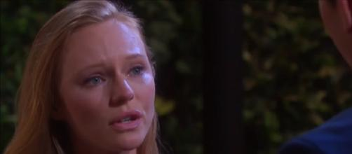 Days of our Lives Abigail. (Image - YouTube | NBC)