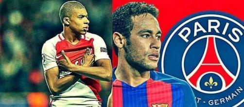 Entre Neymar et Mbappé, c'est le grand amour au PSG !