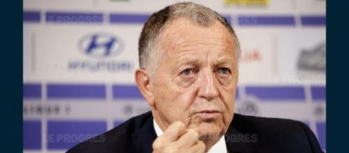 Football | Aulas : « Changer de braquet » - leprogres.fr